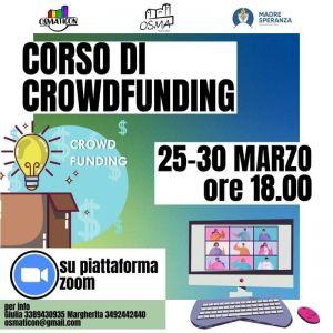 corso crowdfuding