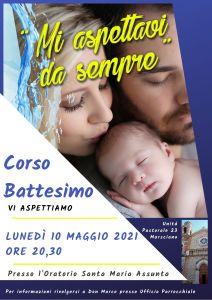 corso battesimo maggio2021